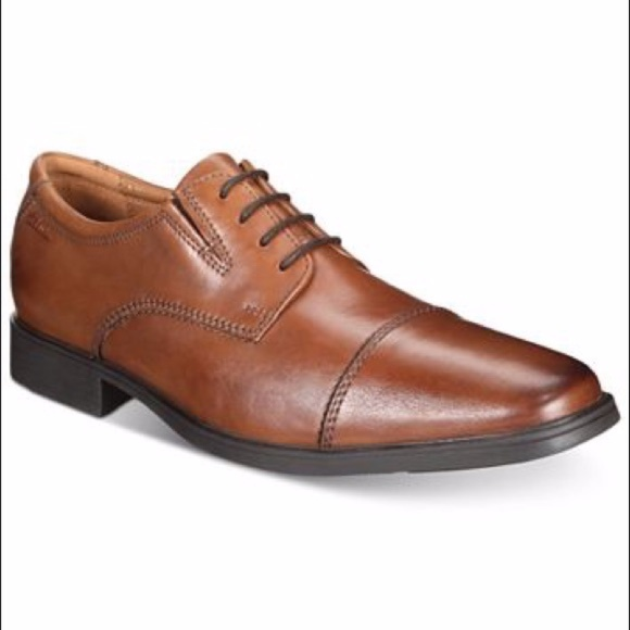 Clarks Shoes | Mens Tilden Cap Toe